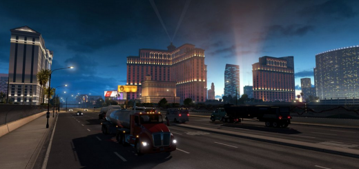 ATS Bus - American Truck Simulator mods | ATS mods