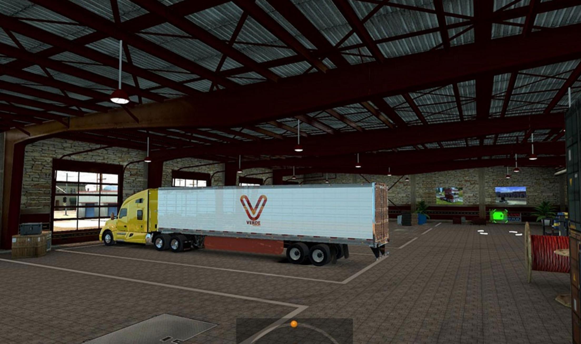 TL EUROPE U2013 SMALL AND BIG GARAGES V 1.0.0 CORRECTED