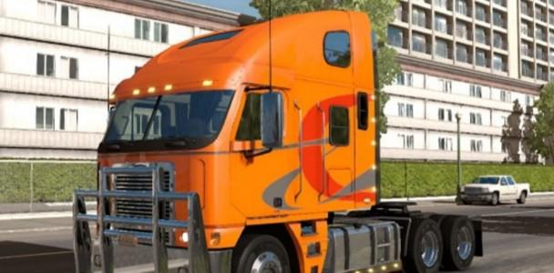 Argosy Reworked Skins Ats Mod American Truck Simulator Mod