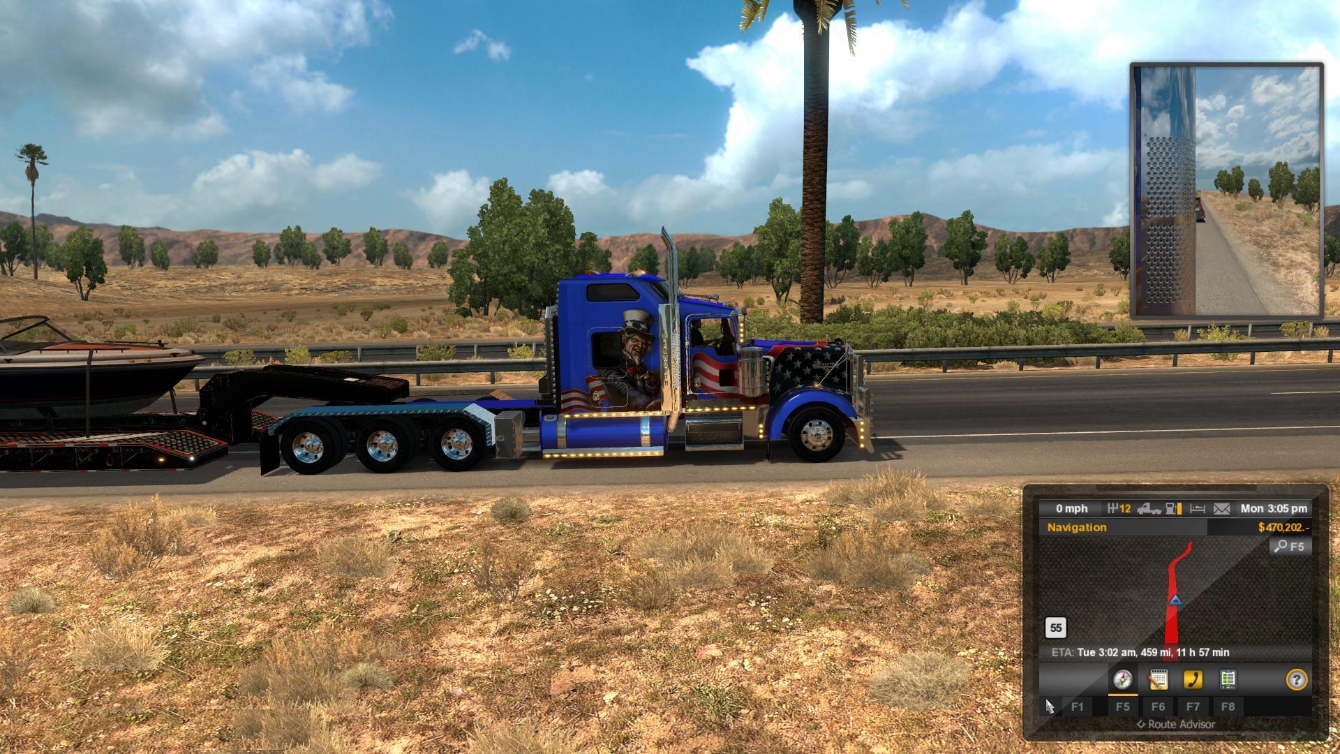 Kenworth W900 Tri Drive Truck Mod V 4 0 Ats Ats Mod
